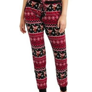 Rudolph the Red Nosed Reindeer Women 3XL PJ Pants